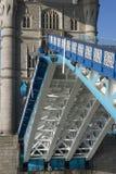 bascules mosta otwarty wierza Obrazy Stock