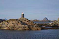 Îles de roche Images stock
