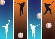 Base-ball 2 Images stock