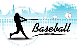 Base-ball Photographie stock libre de droits