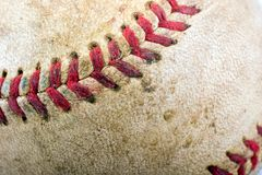 Base-ball photo libre de droits