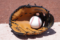 Base-ball. photographie stock