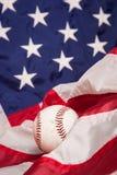 Base-ball américain Photographie stock