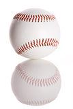 Base-ball : Base-ball avec la réflexion Photographie stock