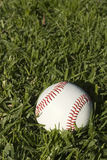 Base Ball Close up Stock Image