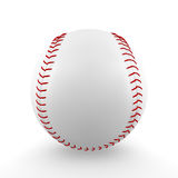 Base-ball d'isolement Images stock
