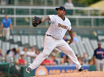 Base-ball 2014 de Ligue Mineure cc Sabathia Photographie stock libre de droits