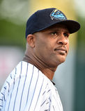 Base-ball 2014 de Ligue Mineure cc Sabathia Photos stock