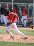 Base-ball de lycée Photo libre de droits