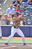 2015 base-ball de NCAA - TCU @ WVU Photos libres de droits