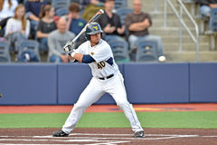 2015 base-ball de NCAA - WVU-TCU Photographie stock