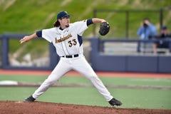 2015 base-ball de NCAA - WVU-TCU Photos stock