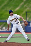 2015 base-ball de NCAA - WVU-TCU Photo libre de droits