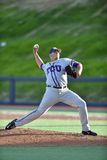 2015 base-ball de NCAA - WVU-TCU Images stock