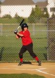Base-ball de petite ligue photos stock