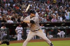 Base-ball de yankees Photos stock