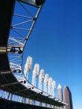 Base-ball en Sunny Cleveland Photos stock