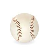 Base ball isolated on white Stock Photos