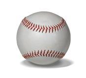 Base-ball neuf avec le chemin Images stock