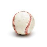 Base-ball utilisé par bien d'isolement Photo libre de droits