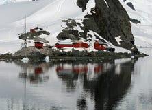Base Brown Antarctica Stock Photos