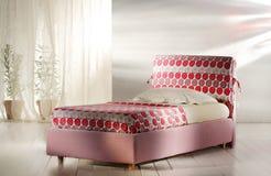 Base in camera da letto Fotografia Stock