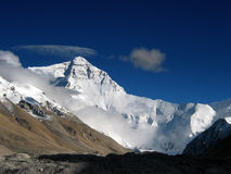 Base Camp at Mt. Everest Royalty Free Stock Photos