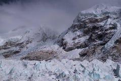 Base Camp. Mt. Everest Base Camp, Everest Region of Nepal Royalty Free Stock Image