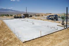 Base de construction photos stock