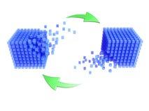 Base de datos - sincronización
