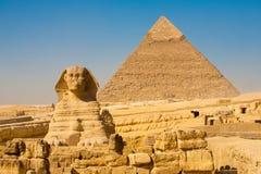 Base de Khufu Cheops da pirâmide de Giza do sinal Imagens de Stock