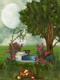 Base del Fairy royalty illustrazione gratis