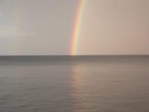 Base dell'arcobaleno Fotografia Stock