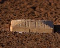 Base di baseball Fotografie Stock