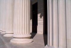 Base di colonna Immagini Stock Libere da Diritti