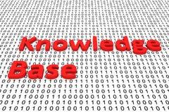 Base di conoscenza royalty illustrazione gratis