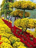 Base di fiore Fotografia Stock Libera da Diritti