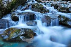 Base di fiume Fotografie Stock Libere da Diritti