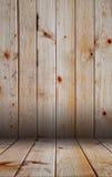 Base di legno Fotografia Stock Libera da Diritti