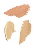 Base liquide cosmétique Photographie stock libre de droits