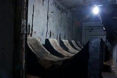 Base militaire soviétique en Lithuanie Photographie stock libre de droits