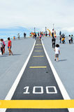 Base naval de Sattahip Imagens de Stock