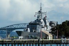 Base navale di Devonport Fotografia Stock