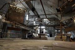 Base sotterranea Immagine Stock