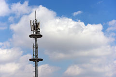 The base station Royalty Free Stock Images