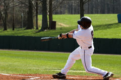 Baseball – batter Royalty Free Stock Photos