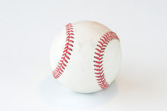 Baseball. Isolated against a white background stock photos