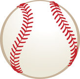 Baseball. This is a  illustration of a classic All-American Baseball Royalty Free Stock Image
