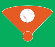 Baseball stock illustration