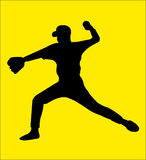 Baseball 19 Royalty Free Stock Image